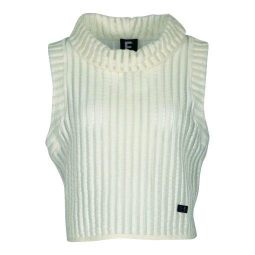 mesh, top, High roll-neck, t-shirt e-avantgarde,