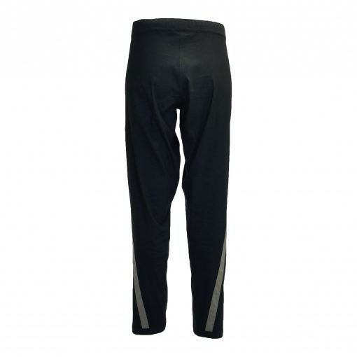 Pants power stretch, high waist with zipper detail