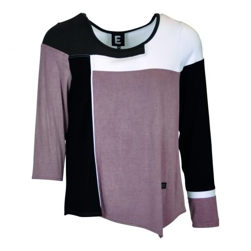 T-Shirt multi farvet forside tullip