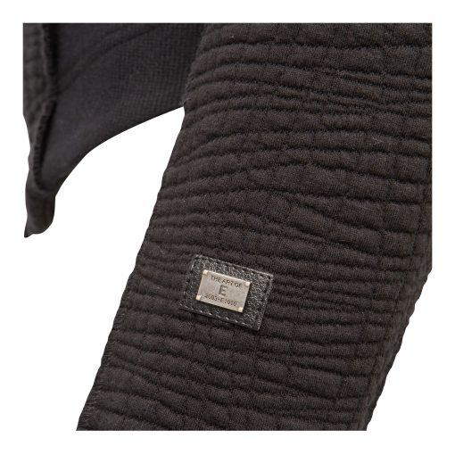 Woman Raw Jacket in Black details