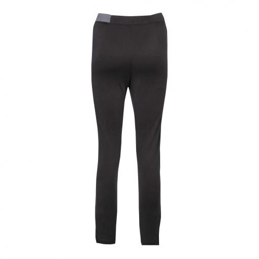 Woman Pants with Sporty Strips back dark