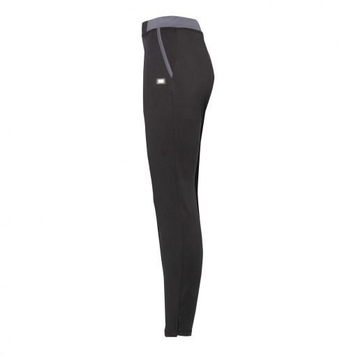 Woman Pants with Sporty Strips side dark