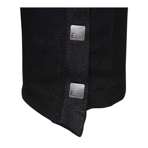 Kvinde Slim Fit Bukser detalje black