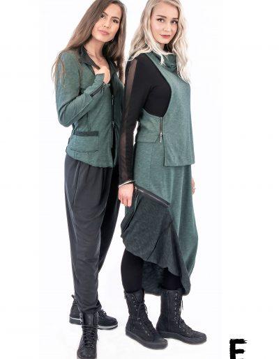 skirt jacket dress raw e avantgarde